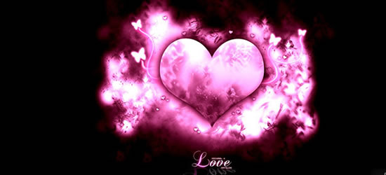 Beautiful Pink Love