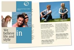lifestyle brochure