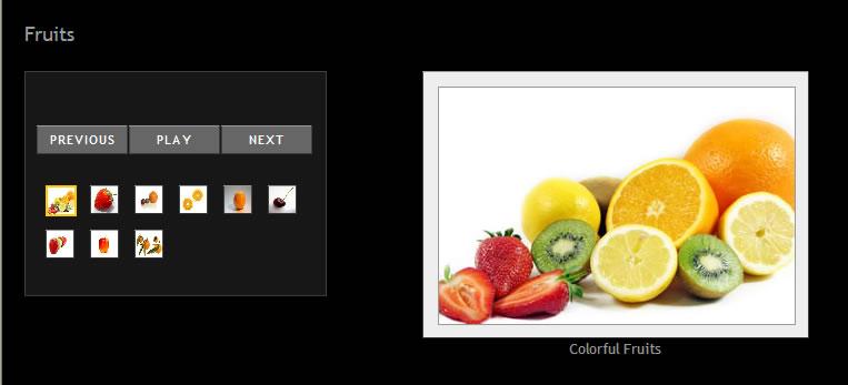 Create a Slideshow in Adobe Fireworks CS4