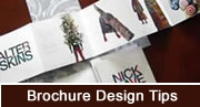 Brochure Design Tips