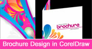 brochure design tutorial in CorelDraw