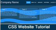 css website tutorial