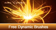 free dynamic brushes