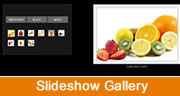 Create a beautiful Slideshow Gallery in Fireworks CS4