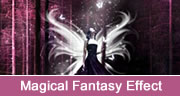 magical fantasy effect