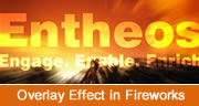 Overlay Effect in Fireworks