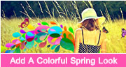 Add A Colorful Spring Look to Your Photos using Photoshop