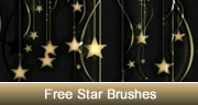 Photoshop Star brushes