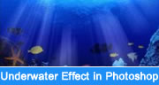 Realistic Underwater Effect In Photoshop