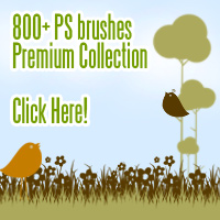 800 photoshop brushes