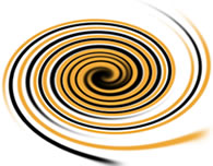 twirl swirl effect in Photoshop