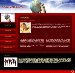 cool website templates