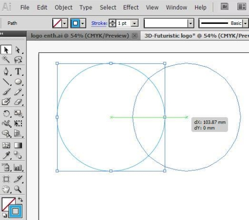 how to make a logo using photoshop