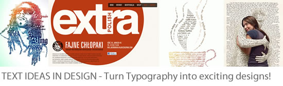 Text Ideas in Design