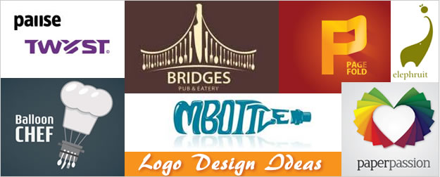 A Collection Of Logo Design Ideas