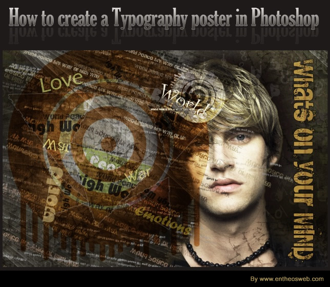 How To Design Poster By Photoshop