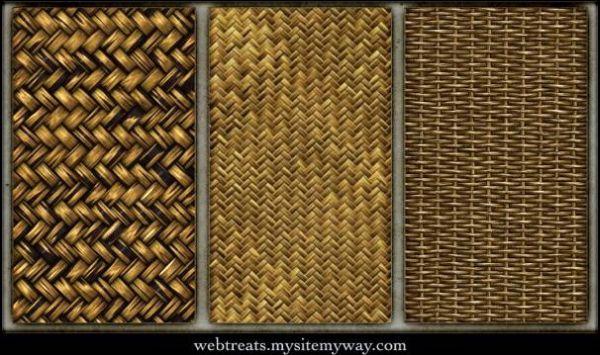 Basket Weaving Types : Free basket weaving patterns gallery