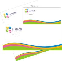 Stationery Design Services And Portfolio