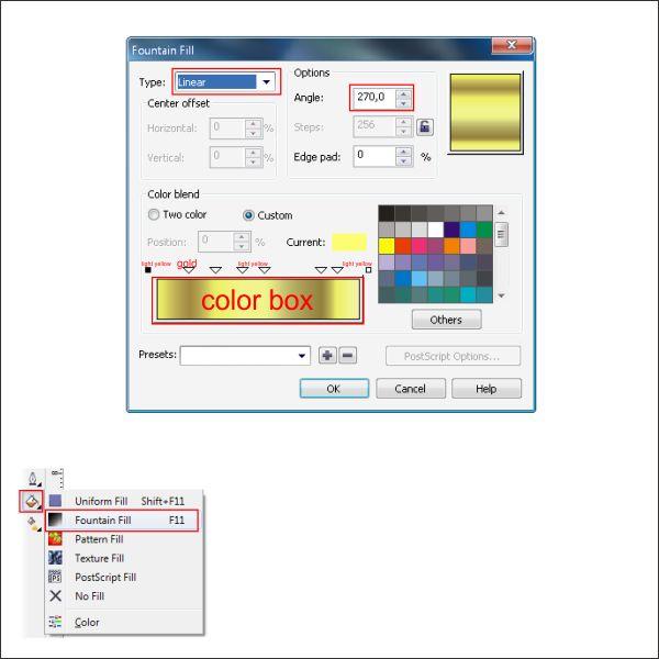Como Criar Efeito Em 3d No Corel Draw Vetores Download