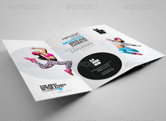 Creative TriFold Brochure Design Templates